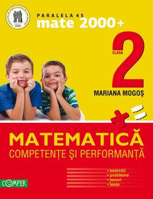 Mate 2000 Cls. II. Competente Si Performanta, Mariana Mogos