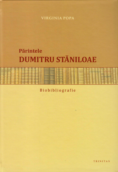 PARINTELE DUMITRU STANILOAE...