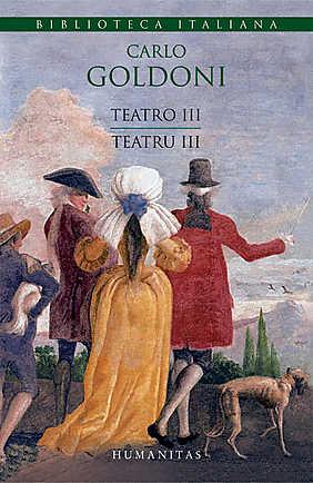 TEATRU III CARLO GOLDONI