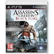 AC4 BLACK FLAG D1 EDITION - PS3