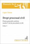 DREPT PROCESUAL CIVIL PARTE GENERALA CONFORM NOULUI COD DE PROCEDURA CIVILA EDITIA 5