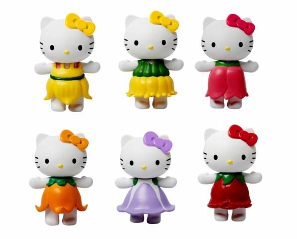 Figurina Hello Kitty Zana florilor