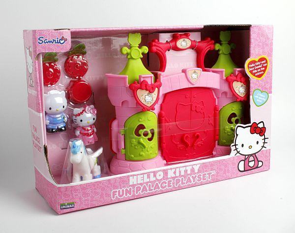 Set palat Hellor Kitty