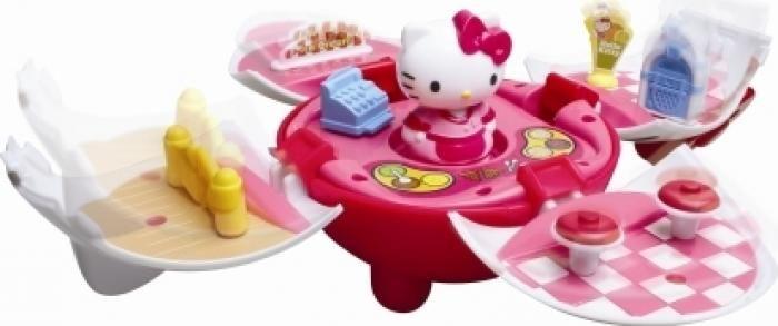 Set casuta Hello Kitty