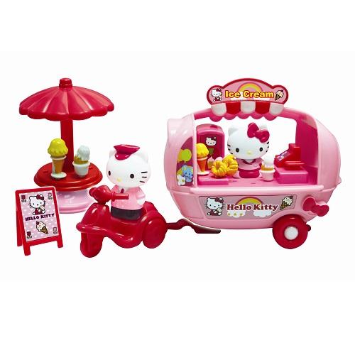 Masina inghetata Hello Kitty