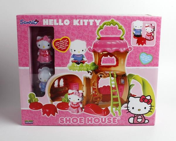 Casa Pantof Hello Kitty