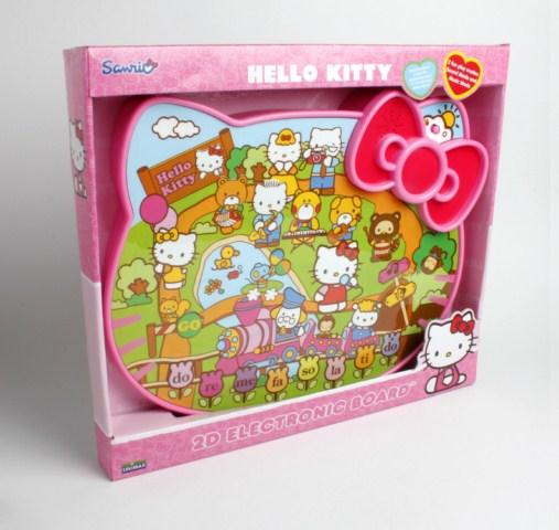 Tablita electronica Hello Kitty
