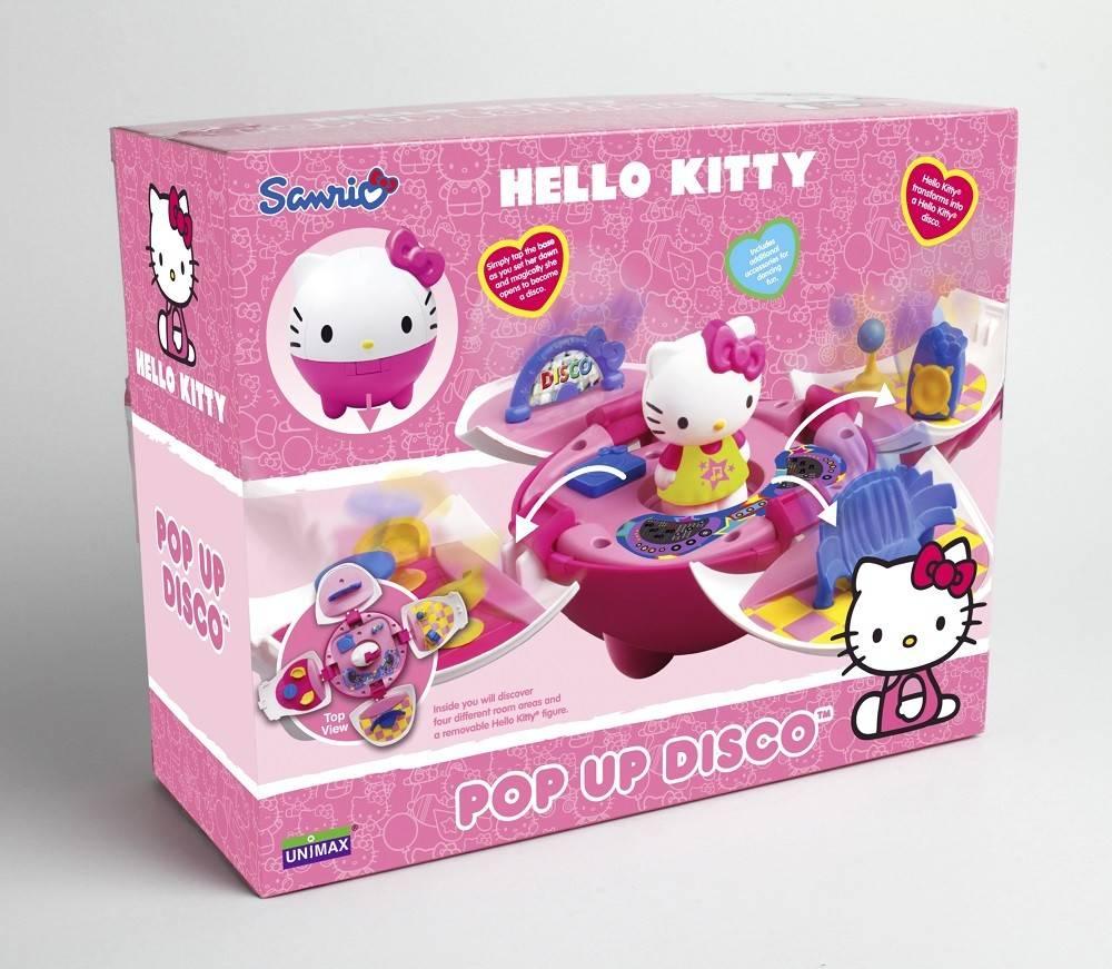 Set discoteca Hello Kitty