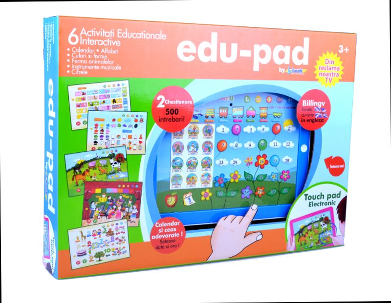 Tableta Edu-Pad billinngv