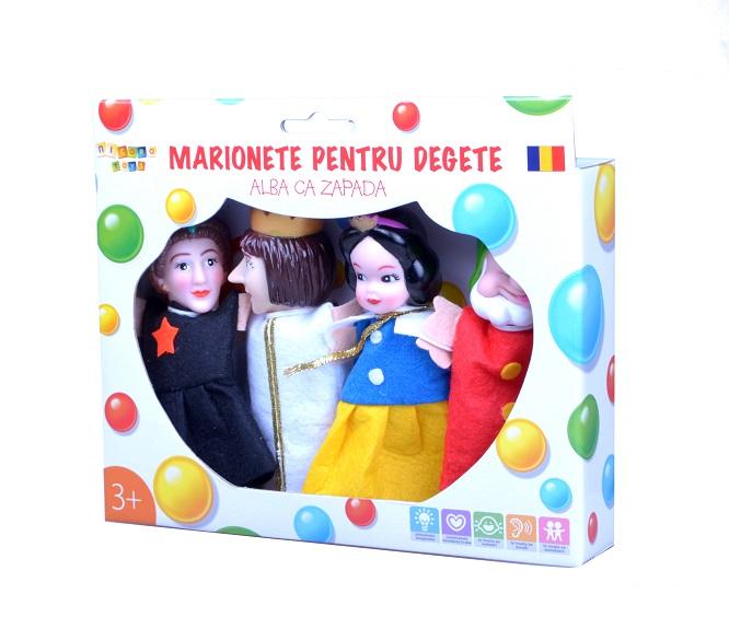 Set marionete pentru degete
