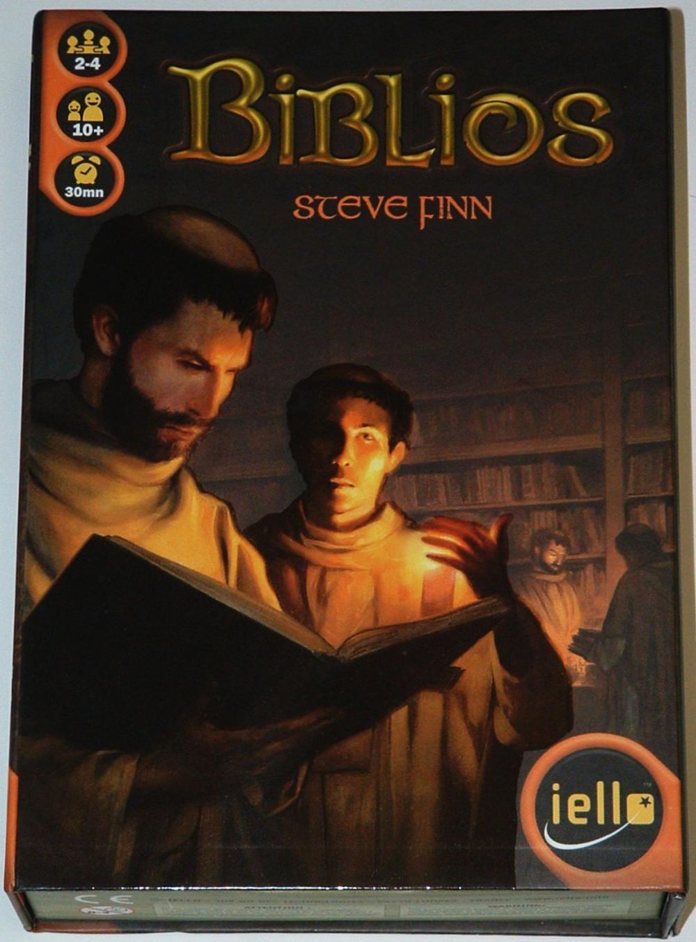 Joc Biblios