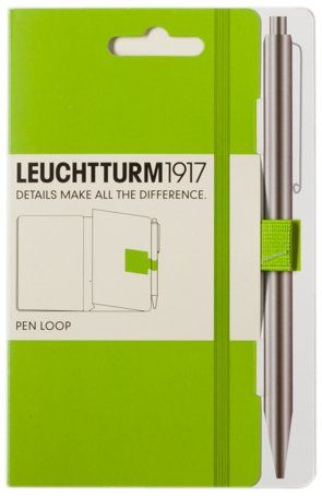 Suport pt instrument de scris,verde lime