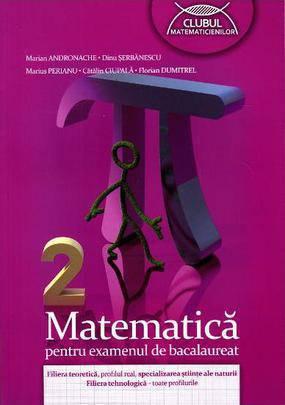 M2 MATEMATICA PENTRU BACALAUREAT