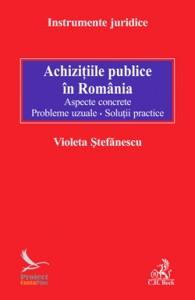 ACHIZITIILE PUBLICE IN ROMANIA
