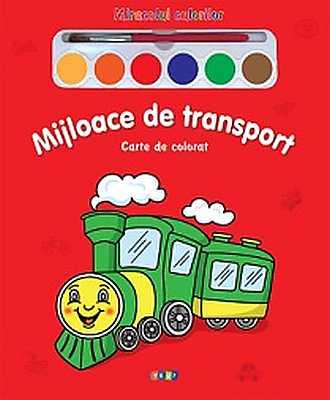 MIRACOLUL CULORILOR. MIJLOACE DE TRANSPORT