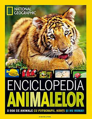 ENCICLOPEDIA ANIMALELOR. 2500...