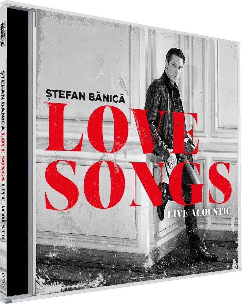 STEFAN BANICA -  LOVE SONGS...