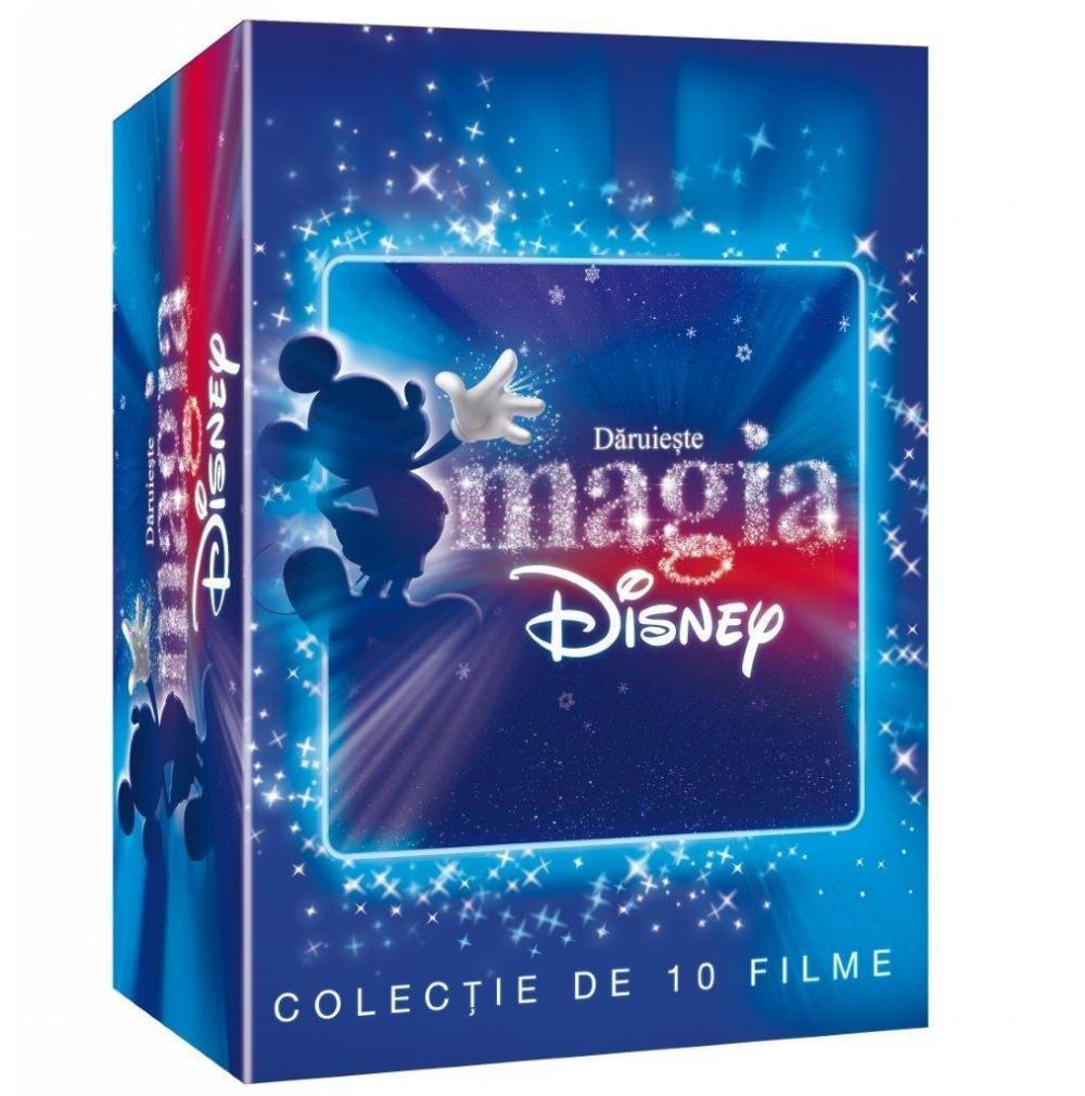 PACHET DARUIESTE MAGIA DISNEY 10 DVD