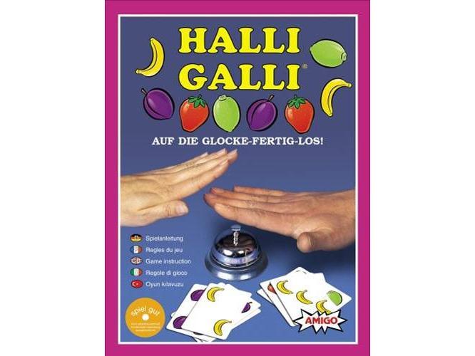 Joc de carti Halli Galli