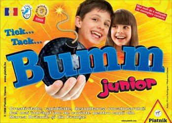Joc Tick Tack Buum Junior