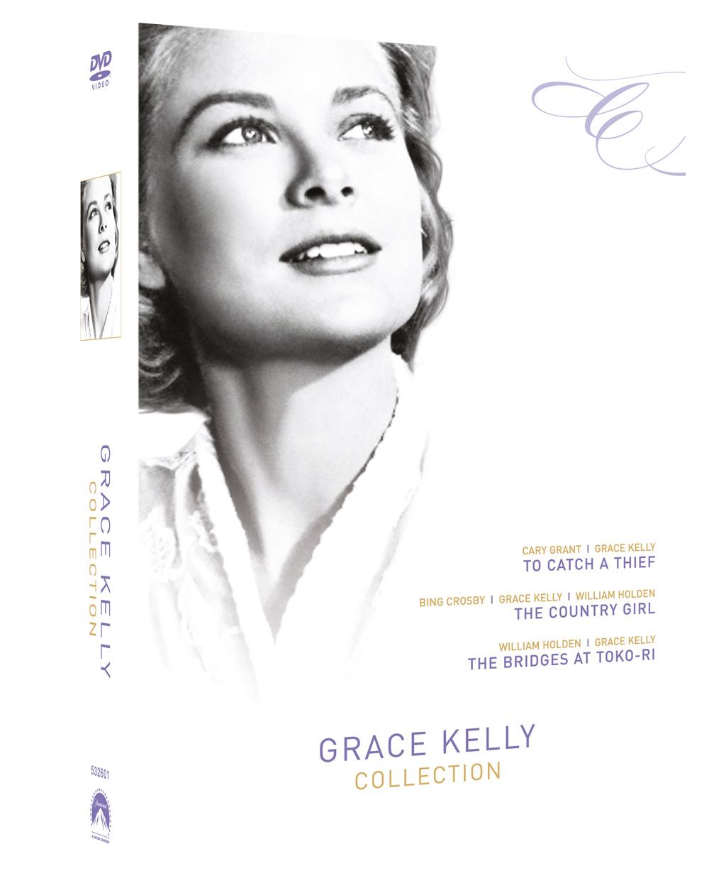 COLECTIA GRACE KELLY (Pachet  3 discuri)