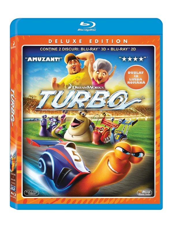 TURBO (COMBO 2D+3D)