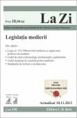 LEGISLATIA MEDIERII LA ZI COD 528 ACTUALIZARE 10.11.2013