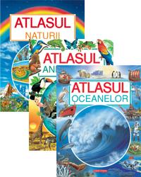 PACHET ATLASE CORINT JUNIOR 2+1 GRATIS