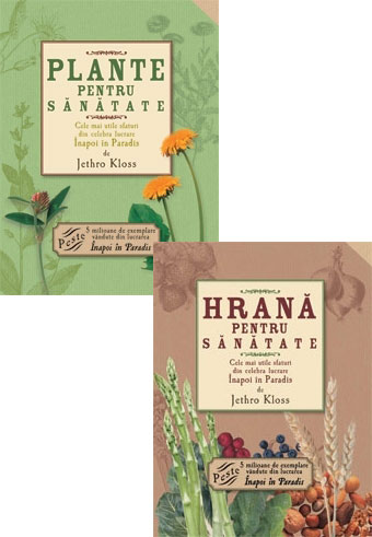 PACHET PLANTE + HRANA PENTRU SANATATE