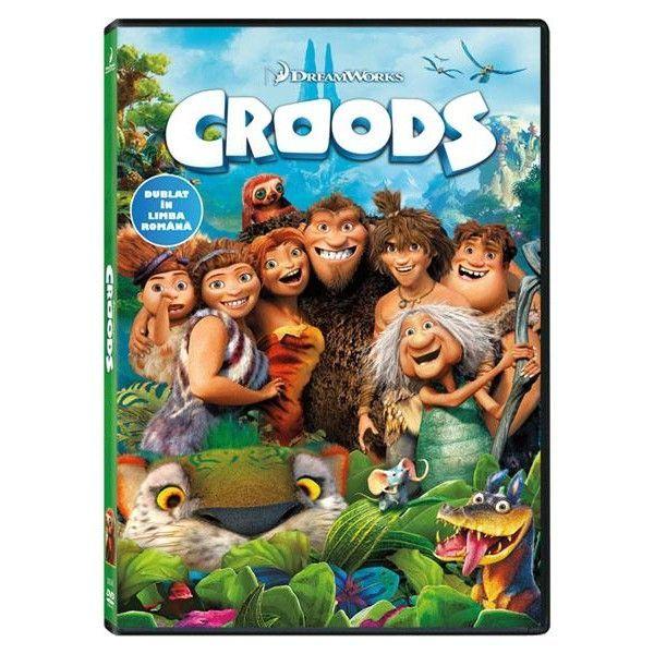 CROODS - DVD