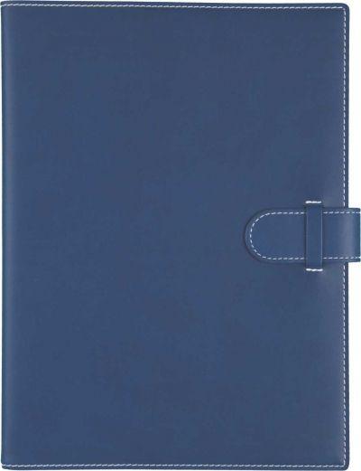 Agenda 21X26,Arles,saptamanala,128p,albastru