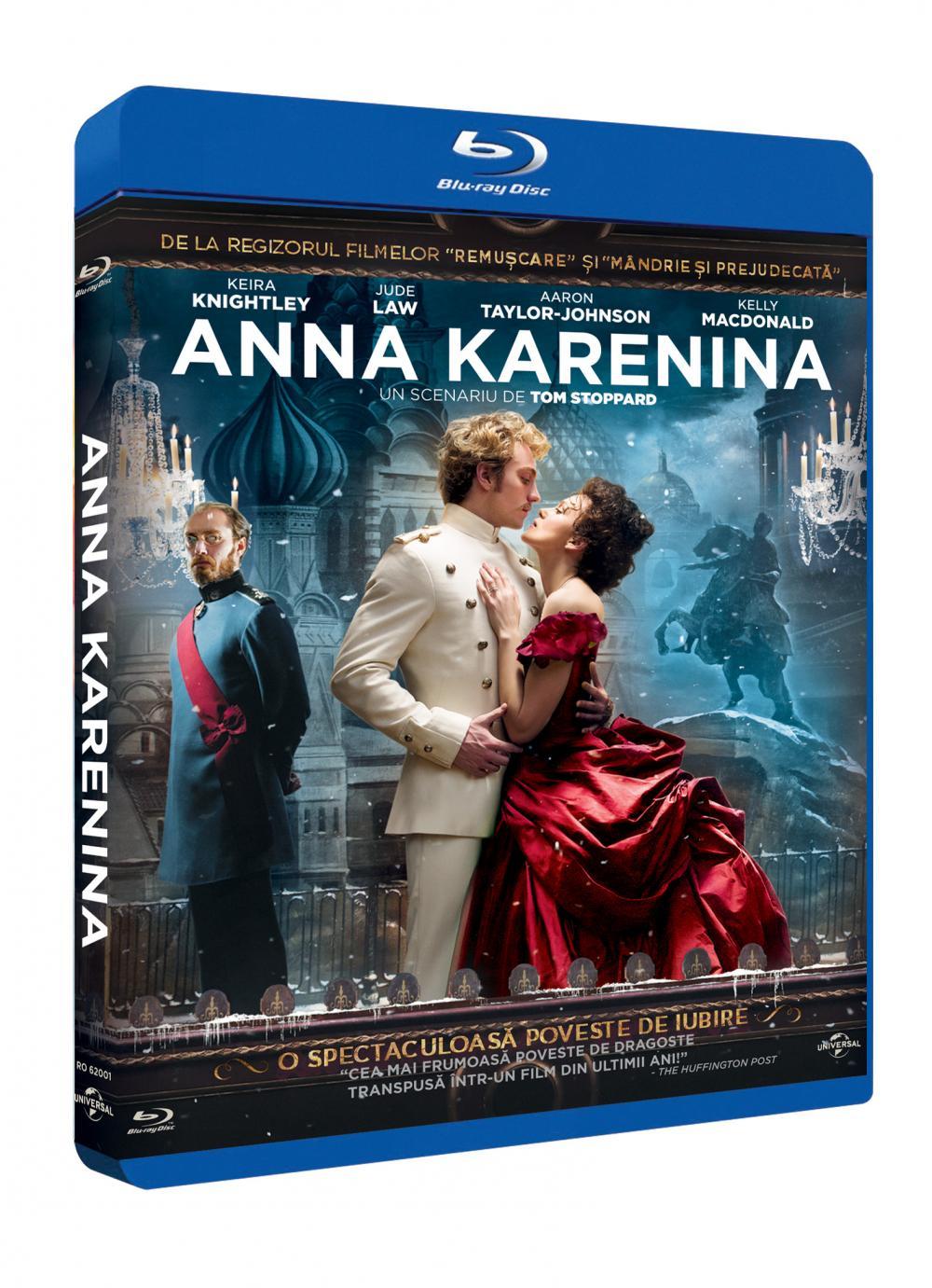 ANNA KARENINA - BR