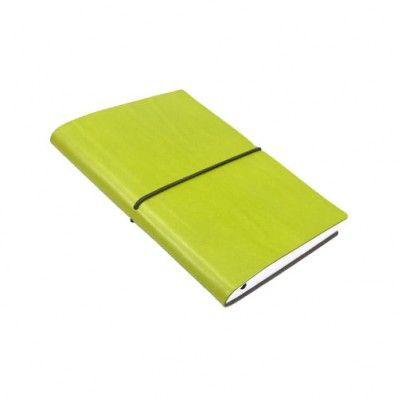 Agenda A5,Ciak,cu elastic,dict,lime