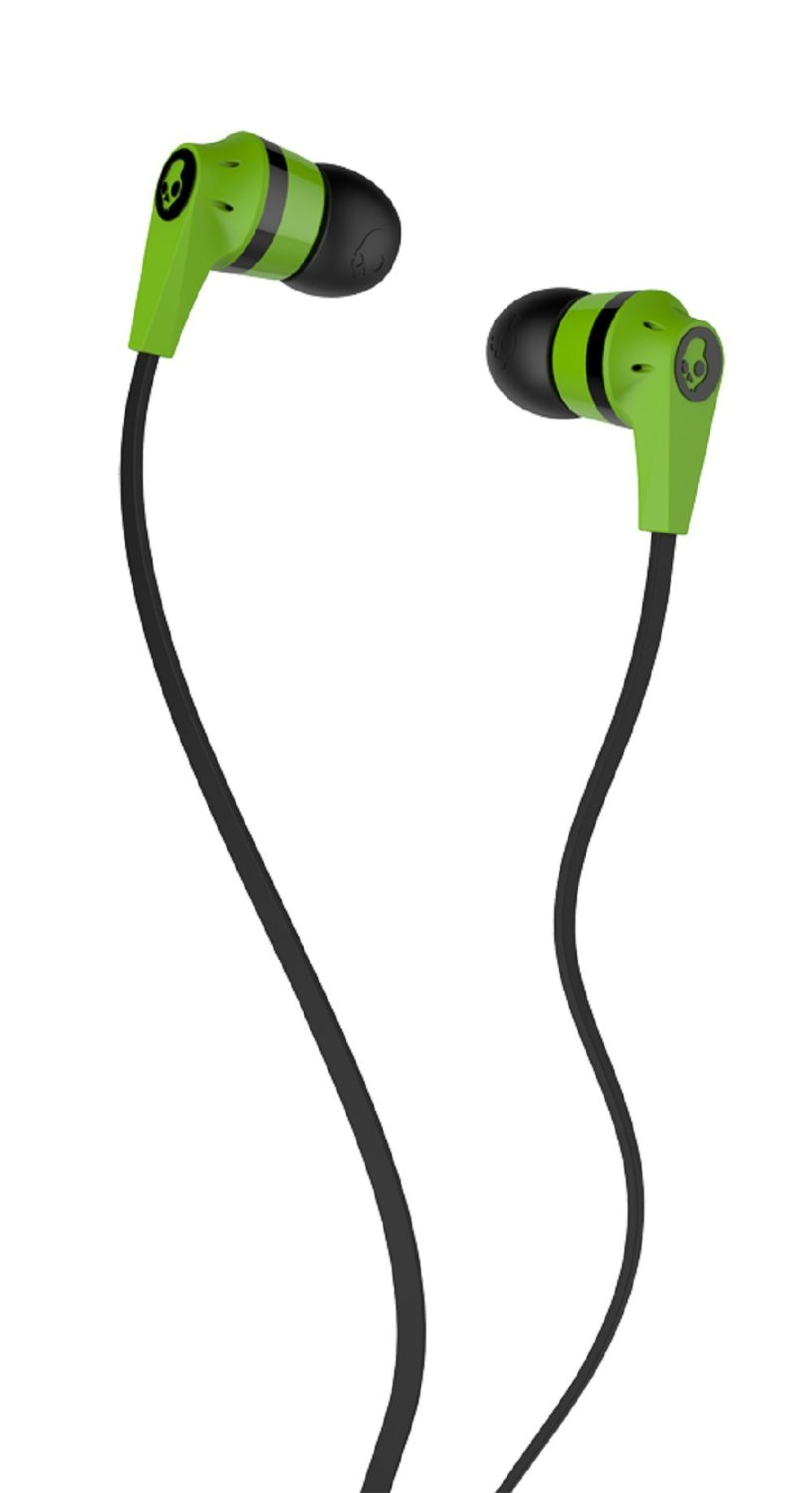 Casti Skullcandy Ink'd Lime Green