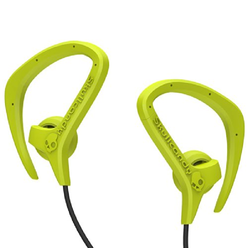 Casti Skullcandy Chops Buds Hot Lime Black