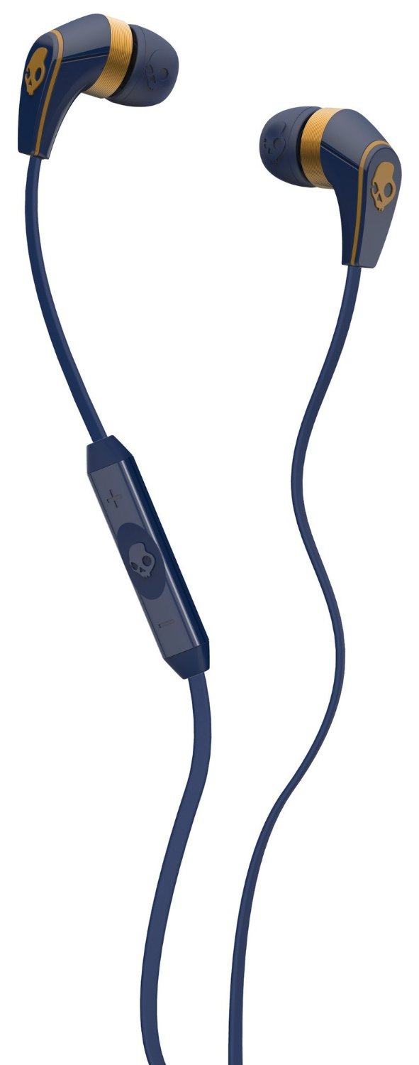 Casti Skullcandy 50/50 Navy Gold