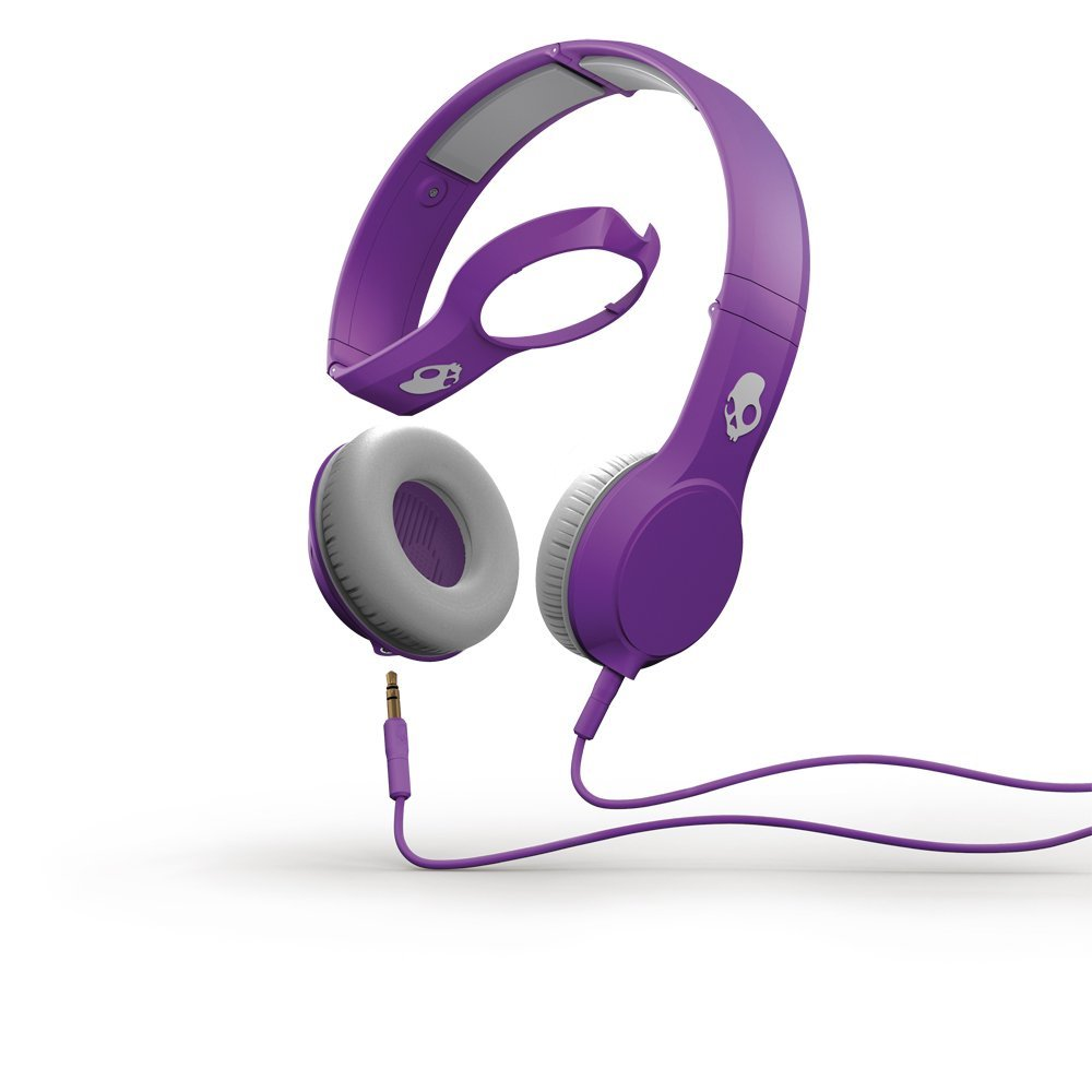 Casti Skullcandy Cassette Athletic Purple