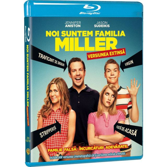 BD-WE ARE THE MILLERS