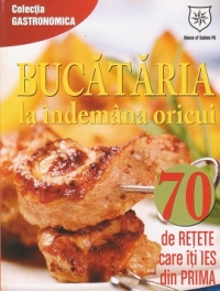 BUCATARIA LA INDEMANA ORICUI