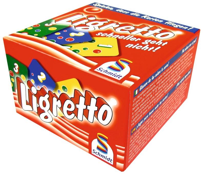 Joc de carti Ligretto, red