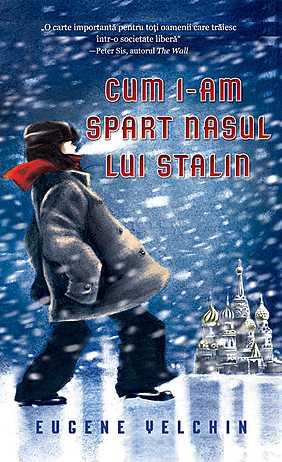 CUM I-AM SPART NASUL LUI STALIN