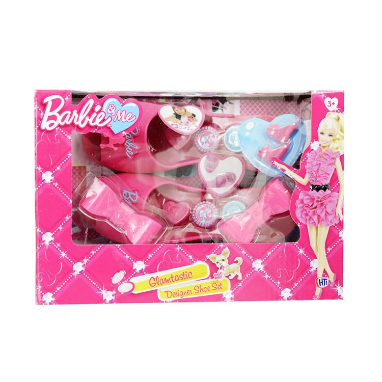 Set de joaca designer de pantofi Barbie