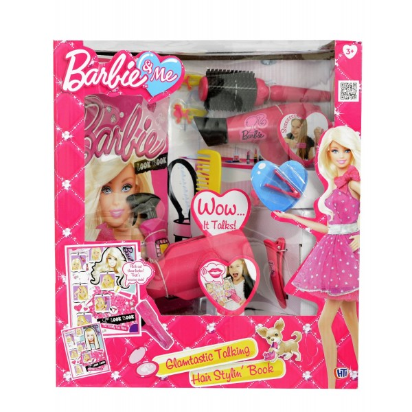 Set de joaca La salon Barbie