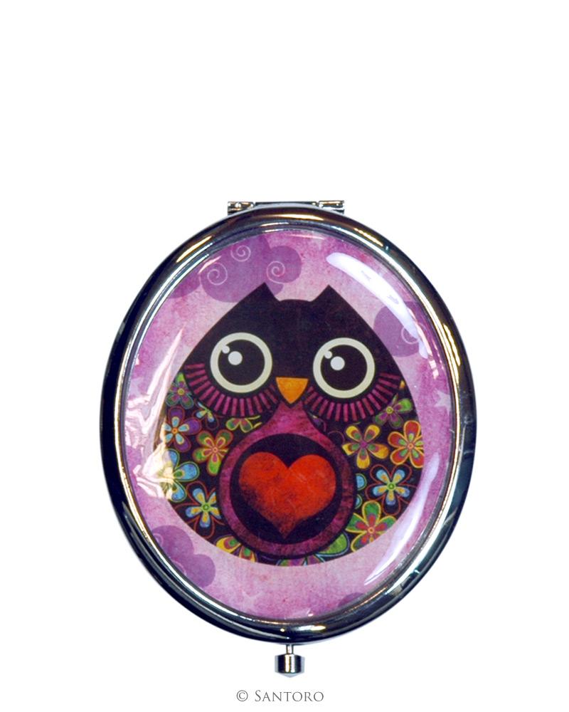 Oglida ovala de buzunar,Owl