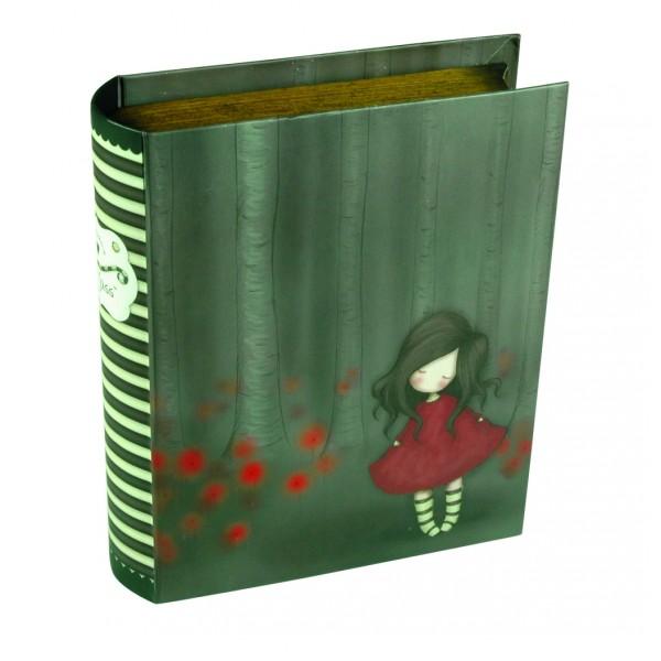 Cutie carte cu felicitari,Poppy Wood