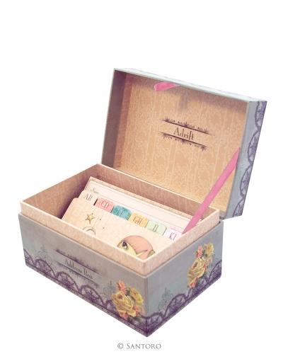 Cutie pentru adrese,Adrift