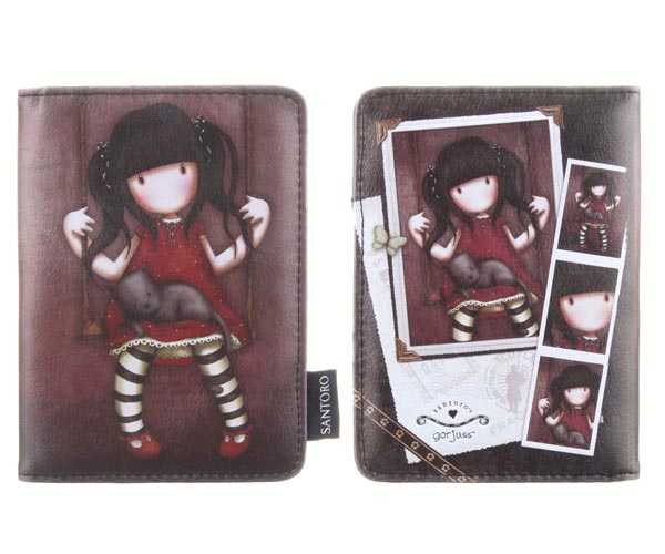 Husa pasaport Ruby