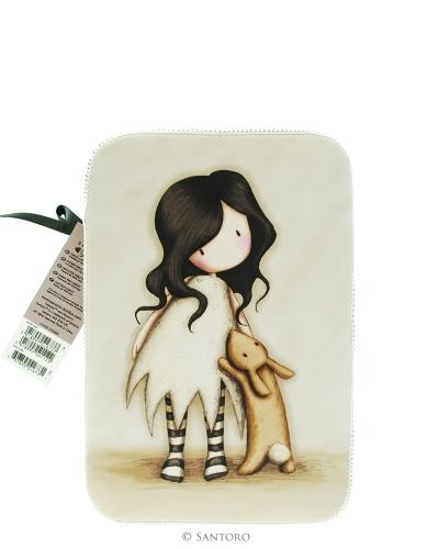 Husa pentru iPad mini,ILoveULittleRabbit