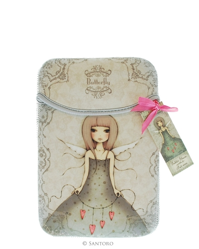 Husa pentru iPad mini,Butterfly