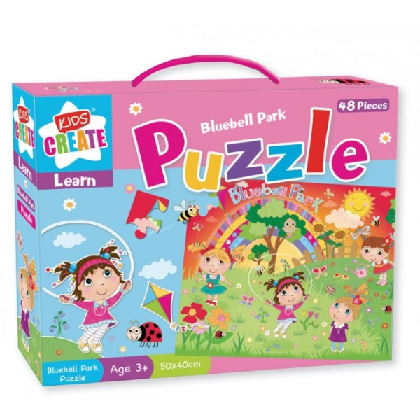 Puzzle Bluebell